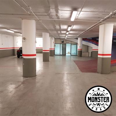 aparcamiento madrid centro