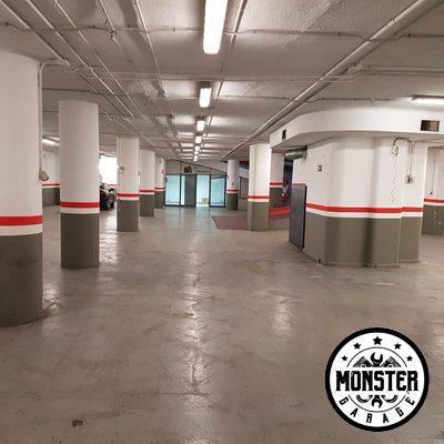 aparcamiento retiro